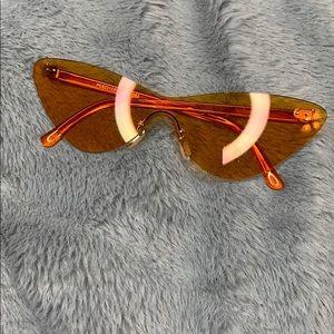 What's The Sitch Sunglasses (Orange)